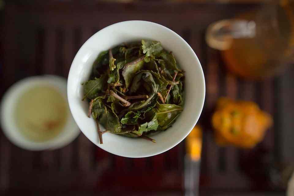 Kinų arbatos ritualas