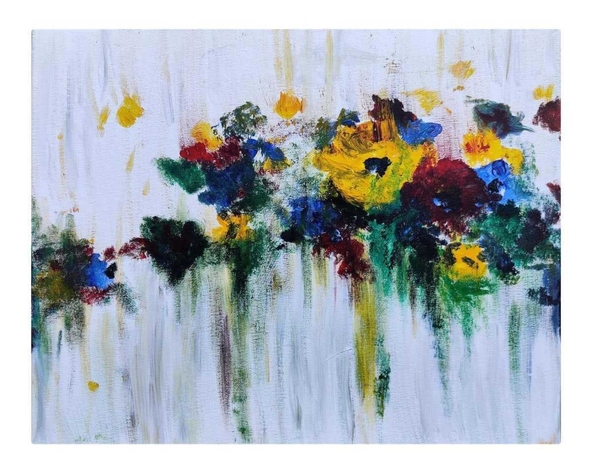 Hua - Gėlės - Ingrida Alonderė