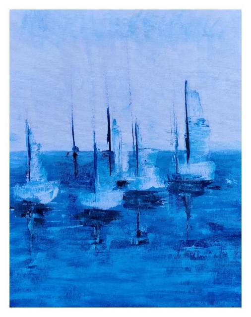 Little ships - Ingrida Alonderė