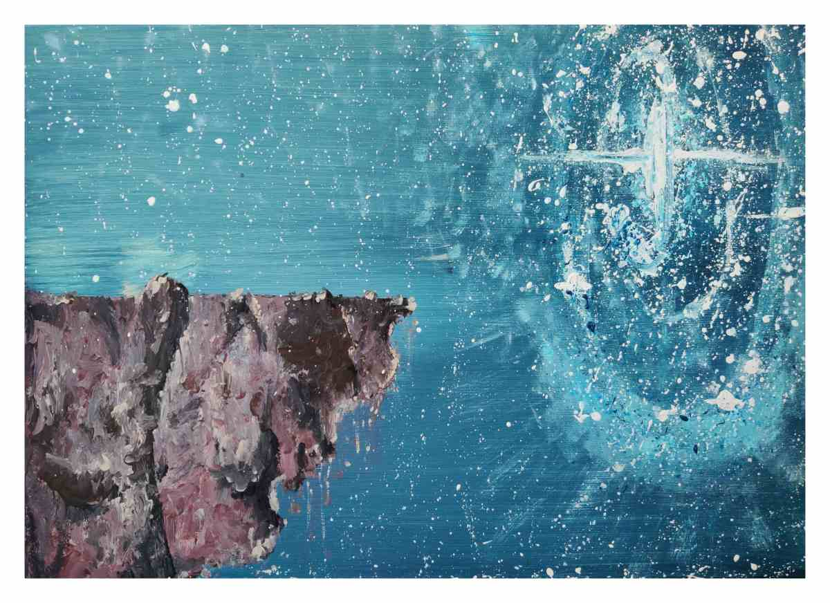 Pasaulio kraštas - Ingrida Alonderė